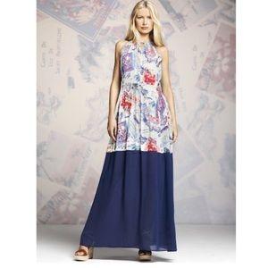 Peter Som for Design Nation Postcard Maxi Dress